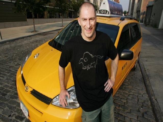 Crazy-Cab-Driver