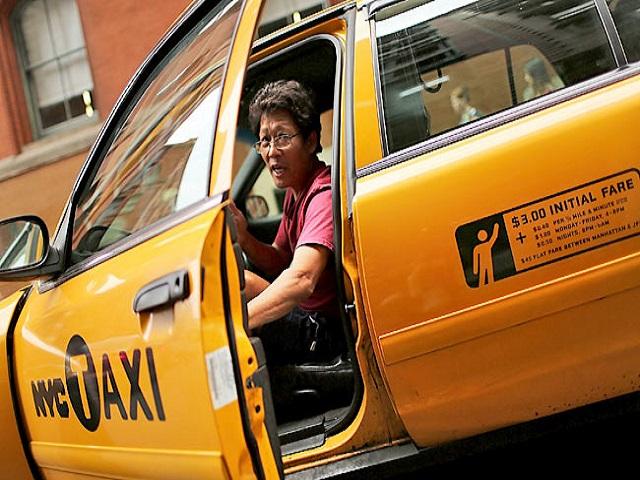 Taxi-Driver